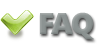 Get the information you need on our FAQ page